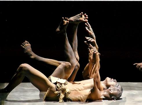 בוטו. לרקוד עם המתים שבפנים (צילום: Funna Kang) (צילום: Funna Kang)
