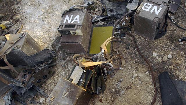מתקנים שהתגלו בלבנון (צילום: AFP) (צילום: AFP)