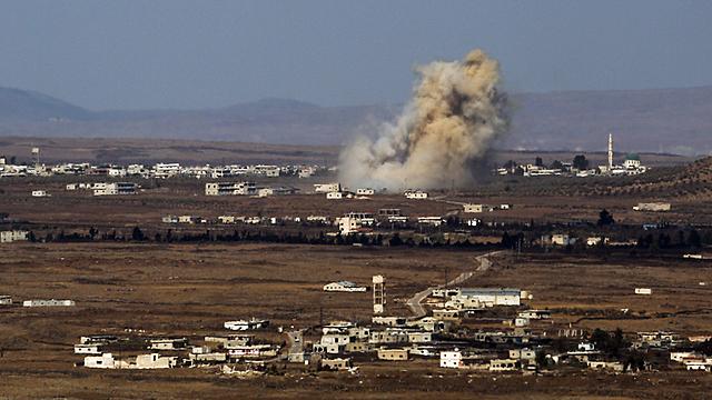 Rebels, Assad battle over Quneitra (Photo: EPA) (Photo: EPA)