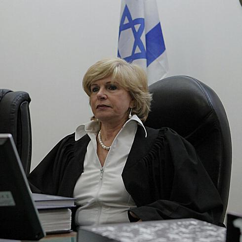 ספגה ביקורת חריפה. השופטת נורית אחיטוב (צילום: דרור עינב) (צילום: דרור עינב)