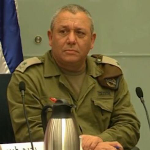 Maj. Gen. Gadi Eizenkot (Photo: Ofer Meir)