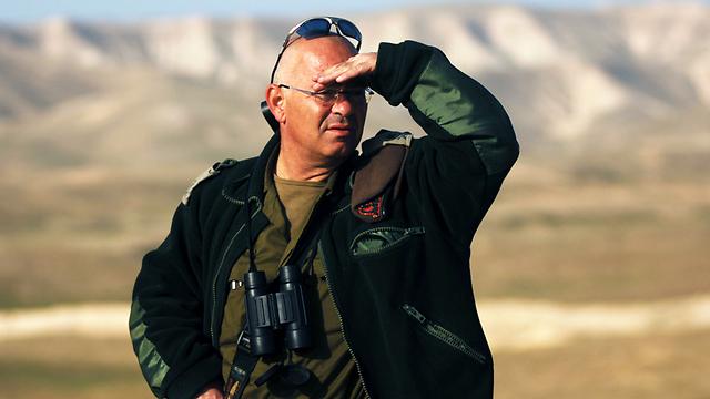 Yair Naveh. Archive photo (Photo: IDF Spokesperson Unit)