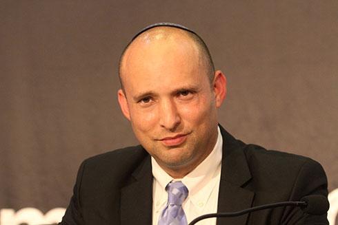 Economy Minister Naftali Bennett (Photo: Ido Erez)