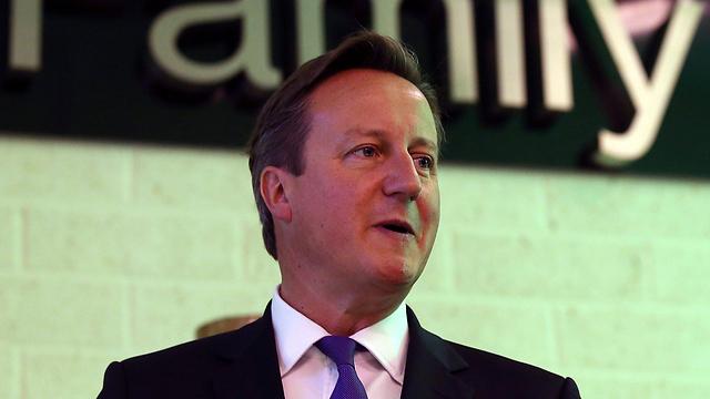 תהליך המשא ומתן עם סקוטלנד התאפיין באחריות, בבגרות ובשיח הדדי. ראש ממשלת בריטניה לשעבר דיוויד קמרון (צילום: EPA)