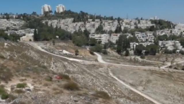 עוטף ירושלים (ארכיון) (צילום: אסף קמר) (צילום: אסף קמר)