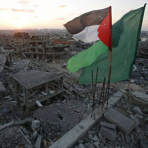 A rough economic forecast is likely to damage reconstruction efforts in Gaza. (Photo: Reuters) (Photo: Reuters)