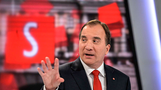 Swedish Prime Minister Stefan Lofven (Photo: Reuters)