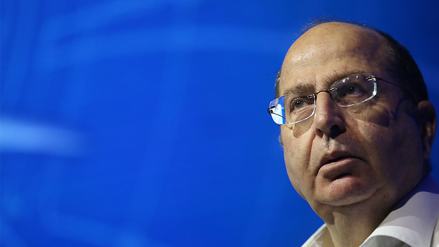 Defense Minister Ya'alon at the 4th annual Cybersecurity Conference (Photo: Motti Kimchi) (Photo: Motti Kimchi)