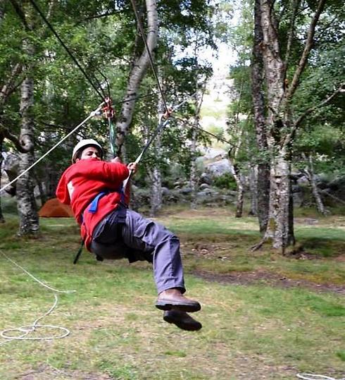חגית זיידנר במסע של מאגמה (צילום: שולי אנקונינה ) (צילום: שולי אנקונינה )