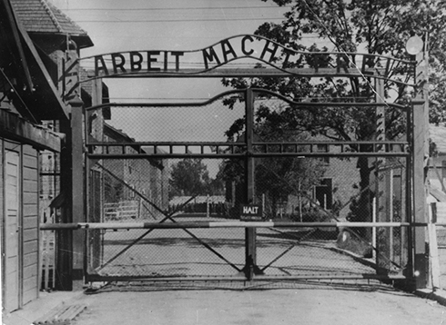 Auschwitz concentration camp in Poland (Photo: AP) (Photo: Associated Press)