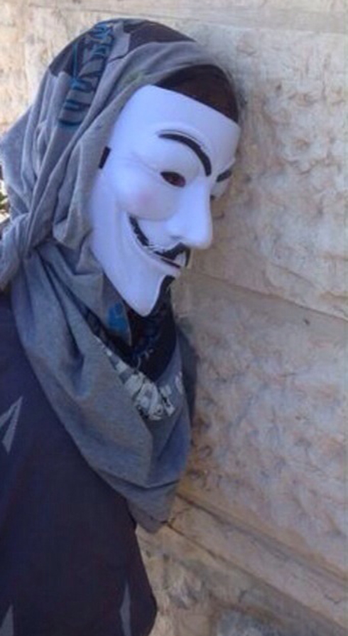 אחד העצורים במזרח ירושלים ()