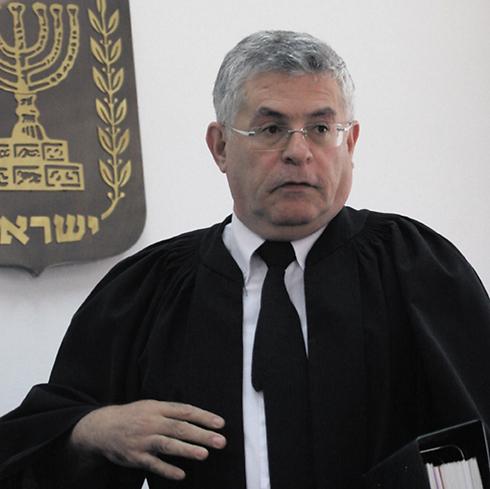 השופט בדימוס דוד חשין. ישתתף במפגש עם התלמידים (צילום: אלכס קולומויסקי) (צילום: אלכס קולומויסקי)