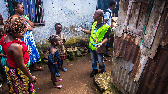 Sierra Leone town in Quaratine following Ebola virus outbreak (Photo: AP)