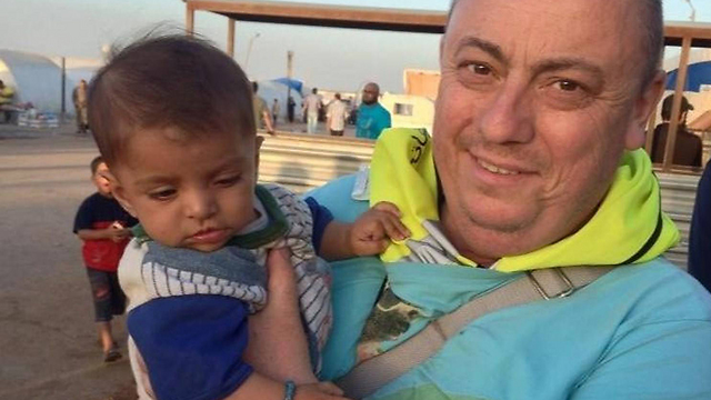Aid worker Alan Henning was beheaded by the Islamic State. (Photo: AFP) (Photo: AFP)