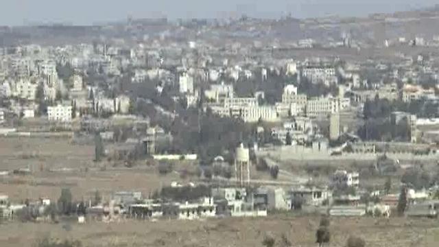 Quneitra on Syrian Golan (Photo: Avihu Shapira)