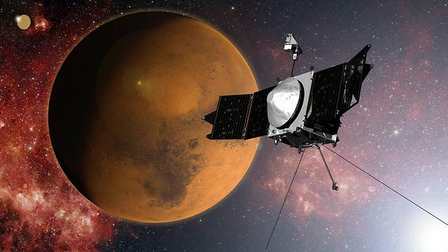 מאדים (צילום: AP) (צילום: AP)