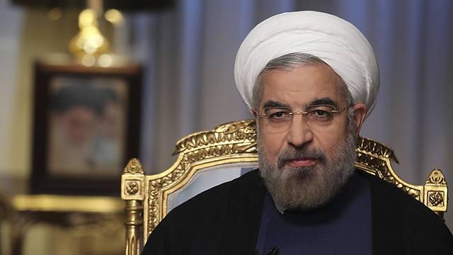 Iranian President Rohani (Photo: AP) (Photo: AP)
