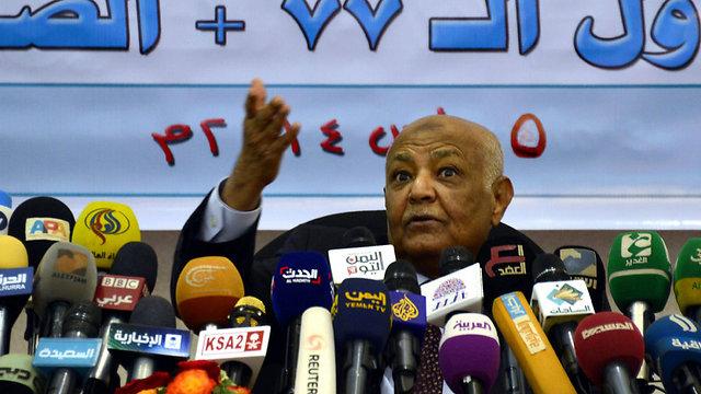 הגיש את התפטרותו. מוחמד באסינדווה (צילום: EPA) (צילום: EPA)