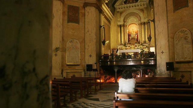 מנזר הכרמליתים. נבנה ב-1836 (צילום: אלעד גרשגורן)