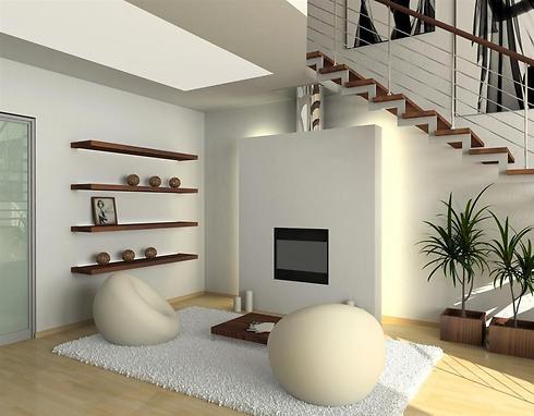 אפשר לרענן את הבית - בלי לשבור קירות (צילום: נירלט) (צילום: נירלט)