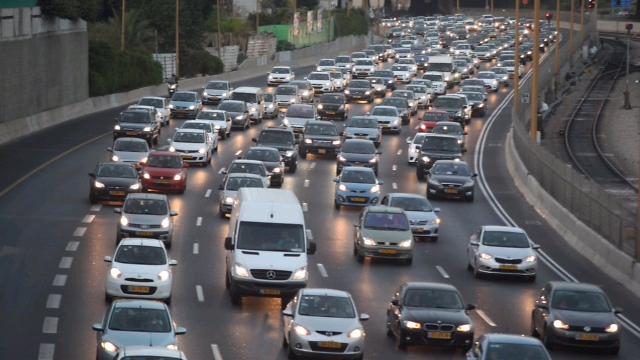 הכביש המקומי - נתח השוק של פולקסווגן ירד מ-.5.5 ל-2 אחוזים בחמש שנים (צילום: מוטי קמחי) (צילום: מוטי קמחי)