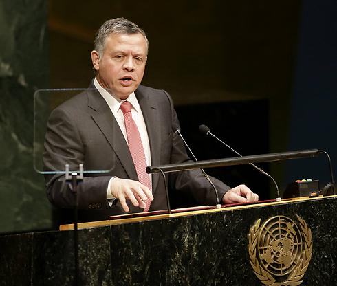 King Abdullah of Jordan (AP)