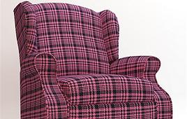 כורסא אחת צבעונית יכולה לשנות את מראה חלל המגורים (צילום: ישראל כהן, אמריקן קומפורט) (צילום: ישראל כהן, אמריקן קומפורט)