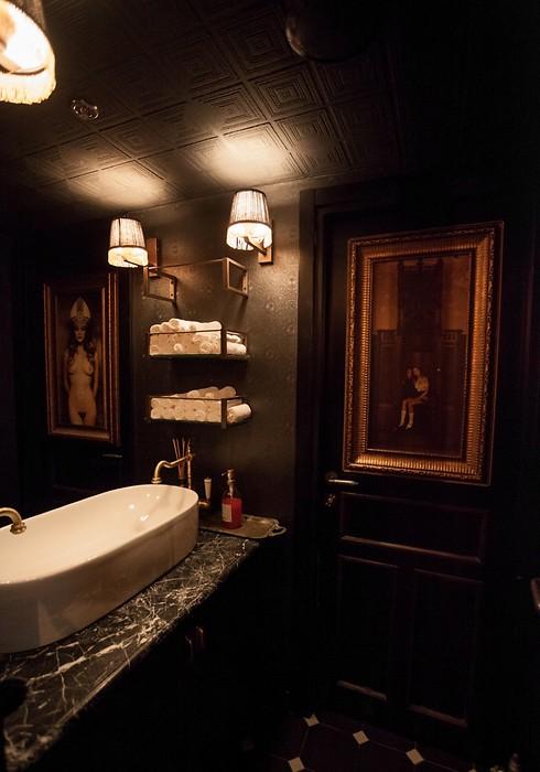 חדר האמבטיה המאובזר