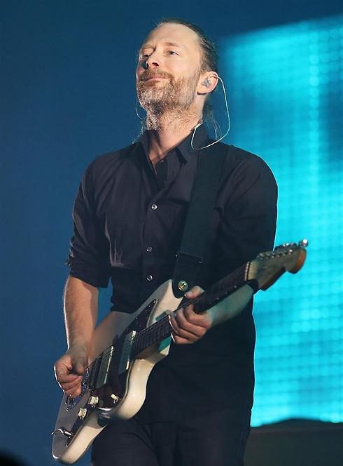 Thom Yorke (Photo: Gettyimages)