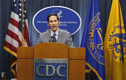 """ד""""ר פרידן, מנהל המרכז האמריקני לבקרת מחלות ומניעתן (צילום: רויטרס) (צילום: רויטרס)"""