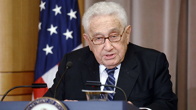 Kissinger. The Islamic State problem must be resolved first (Photo: MCT) (Photo: MCT)