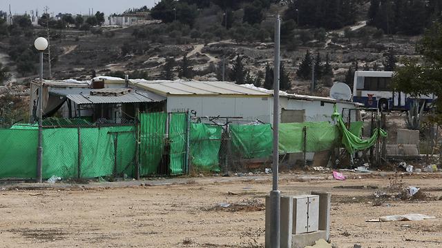 Givat Hamatos (Photo: Gil Yohanan)