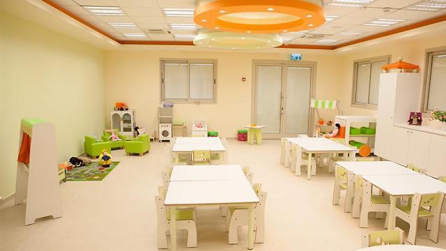 לאפשר לילדים לעבור תהליך חברות. הגן החדש (צילום: גדי אוהד)