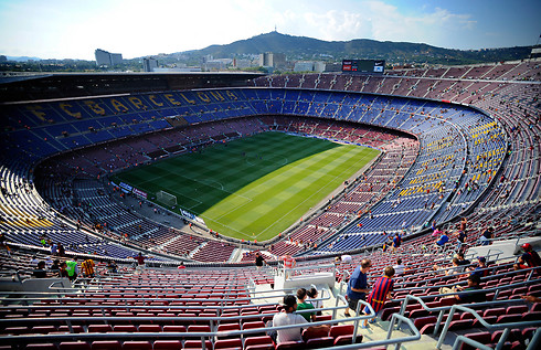 משחק הפתיחה של הליגה ייערך באצטדיון גדול יותר מהקאמפ נואו (צילום: גטי אימג'ס) (צילום: גטי אימג'ס)