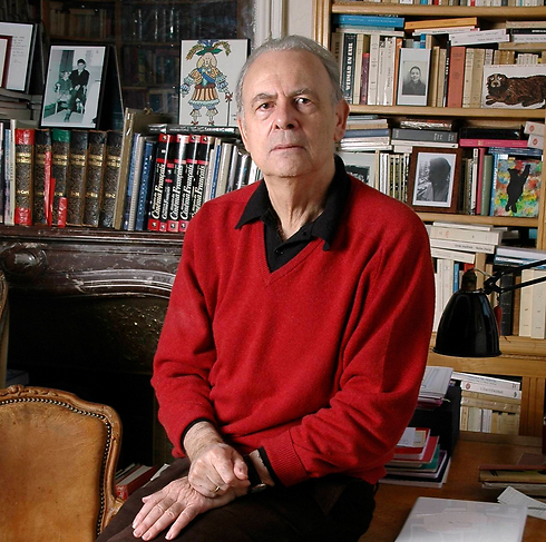 פטריק מודיאנו. חתן פרס נובל לספרות (צילום: AP) (צילום: AP)