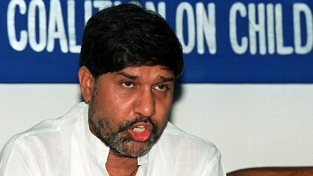 Kailash Satyarthi (Photo: AFP)