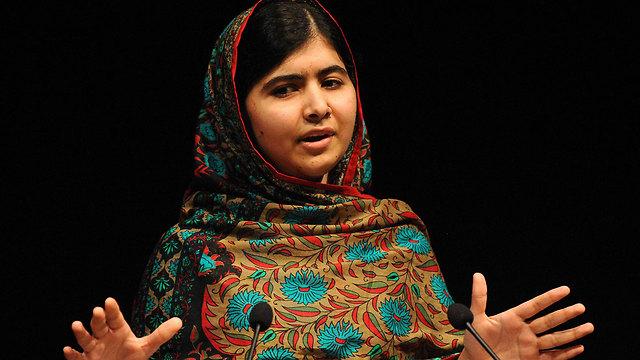 Nobel Peace Prize recipient Malala Yousafzai will donate $50,000 to rebuild UN schools in Gaza. (Photo: AP) (Photo: AP)
