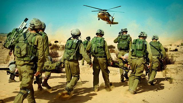Special Forces (Photo: IDF) (Photo: IDF Spokesman)