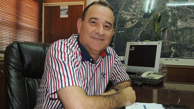 Kafr Bara Regional Council head Mohammad Aasi