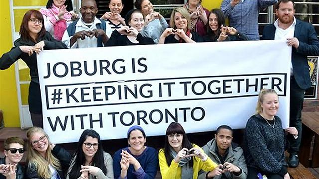 Keeping Shabbat in Johannesburg, South Africa