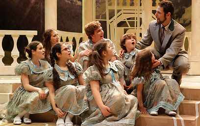 Israeli production of 'The Sound of Music' (Photo: Eyal Landsman)