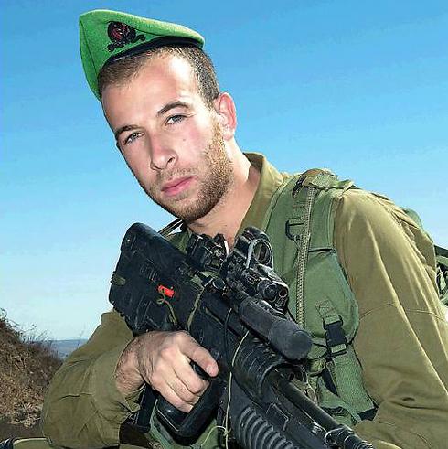 Sergeant Shaul Levin (Photo: Effi Shrir) (Photo: Effi Shrir)