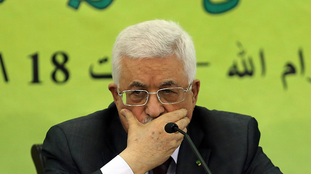 Palestinian President Abbas (Photo: AFP) (Photo: AFP)