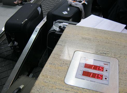על מה חברות התעופה אחראיות? (צילום: יואב זיתון)