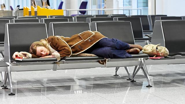 בהרבה מקרים של עיכוב גדול או ביטול הטיסה אתם זכאים לפיצוי מחברת התעופה (צילום: shutterstock) (צילום: shutterstock)