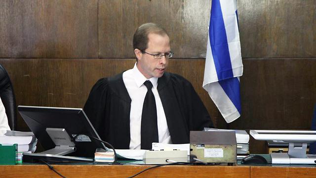 השופט גלעד נויטל (צילום: מוטי קמחי) (צילום: מוטי קמחי)