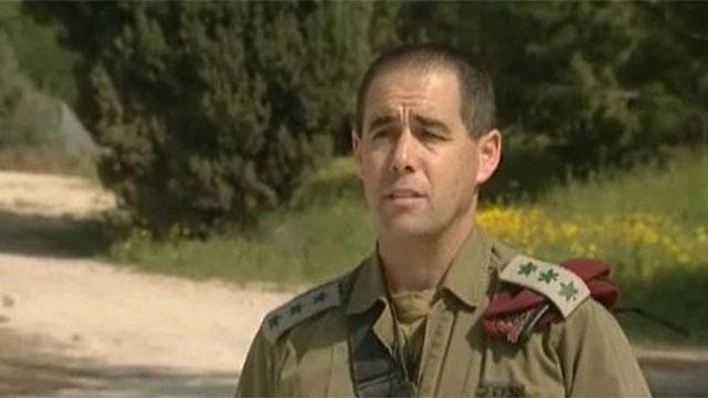 """נמרוד אלוני. יקודם לתא""""ל, יכהן כראש חטיבת היבשה (צילום: דובר צה""""ל) (צילום: דובר צה"""