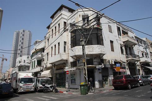 שכונת פלורנטין בתל-אביב. חברות הניהול בבניינים החדשים דורשות יותר? (צילום: ירון ברנר) (צילום: ירון ברנר)