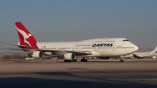 אתגר שמימי: הייתם טסים 20 שעות מסידני ללונדון עם קוואנטס? (איתי בלומנטל) (איתי בלומנטל)