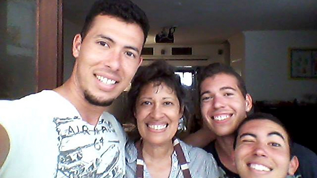 דוד ומשפחתו ()